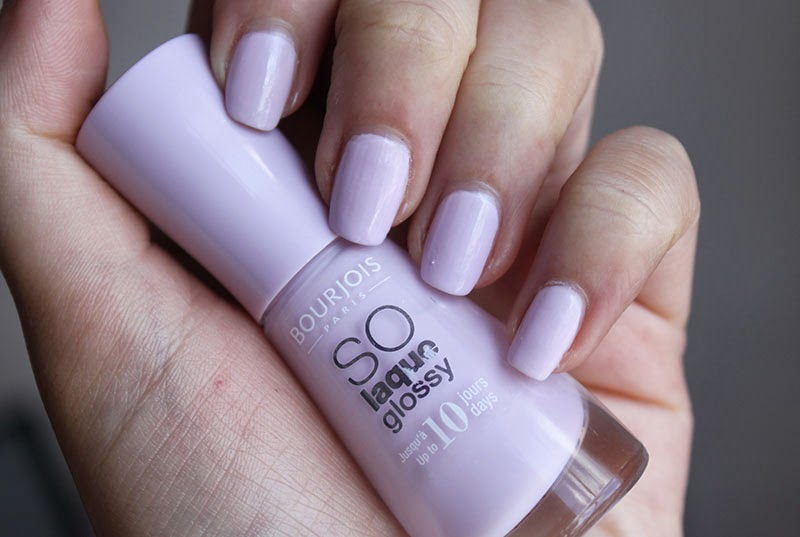 09db11002c9a Bourjois So Laque Glossy Nudes: Manicure Monday - A Little Obsessed