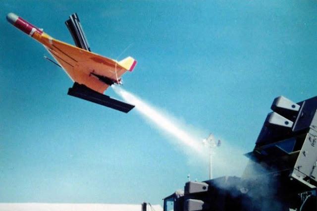 IAI Harpy  Loitering Munition System  HAROP Anti-Radiation seeker