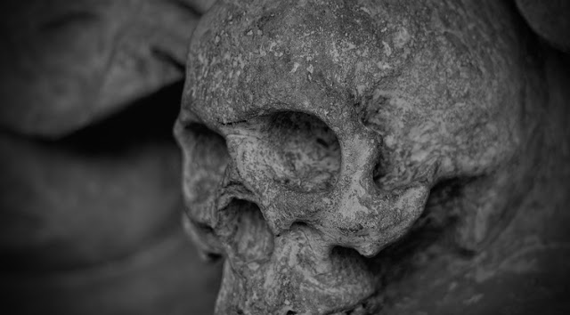 Ancient burials suggestive of blood feuds