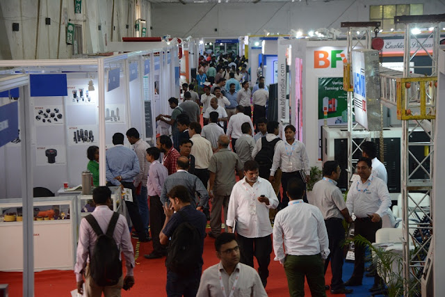 Delhi Machine Tool Expo 2019 Sets the Ball Rolling for Manufacturing Excellence