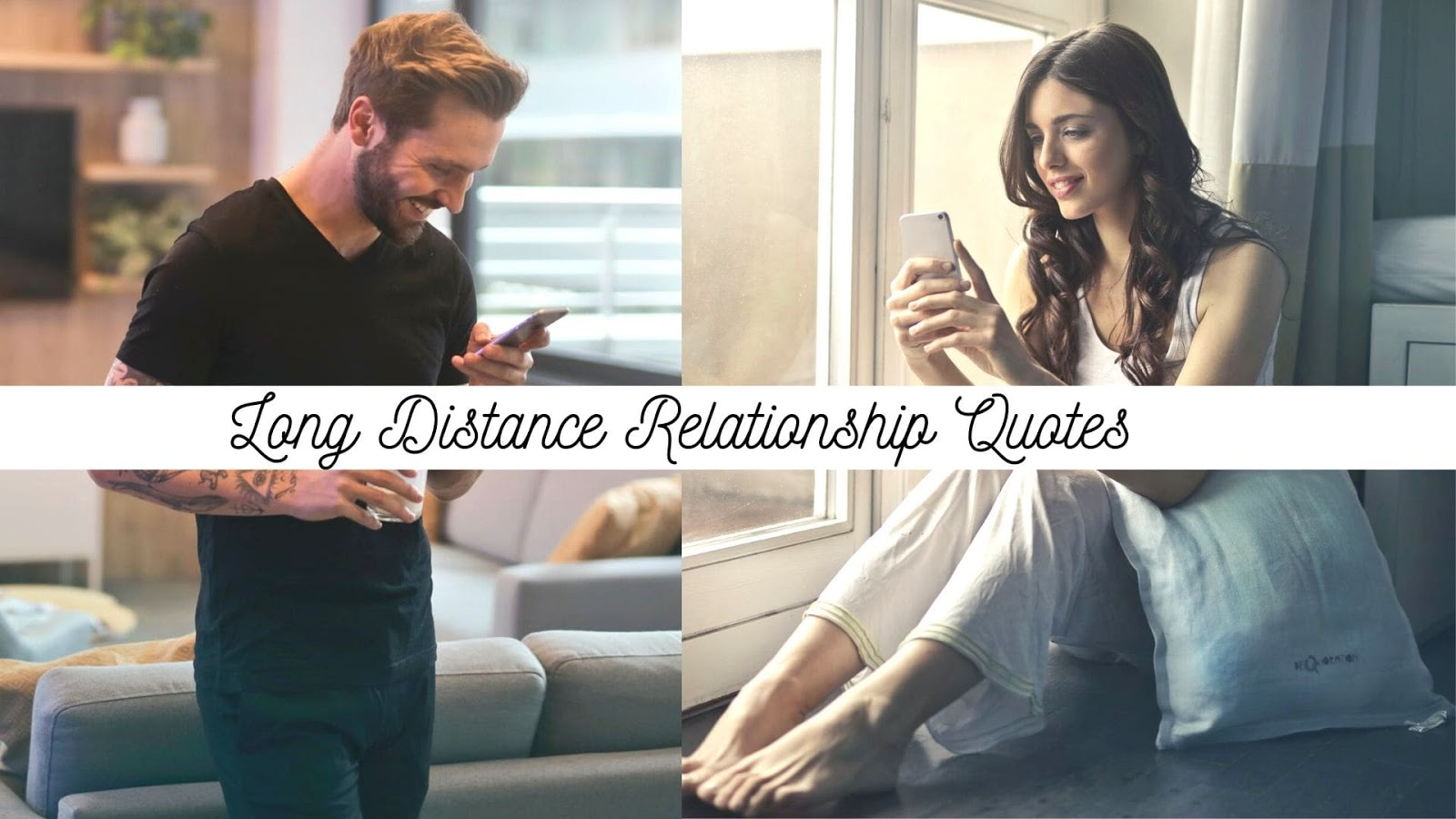 beautiful Long Distance Relationship Quotes messages for boyfriend girlfriend hd images