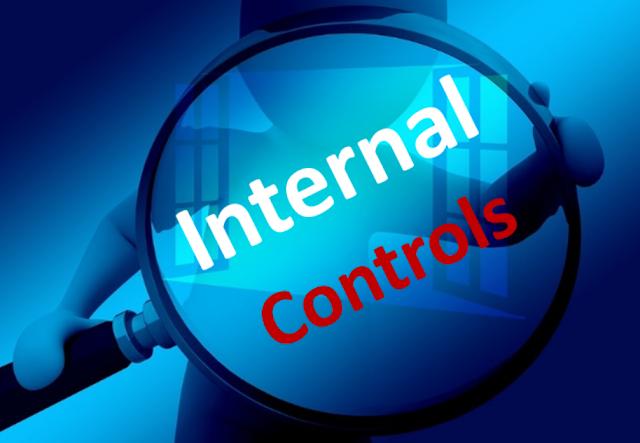 Komponen Struktur, Akuntansi Dan Kontrol Administrasi Internal Control