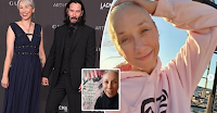 Revealed: Keanu Reeves' first girlfriend in DECADES as he finally finds love