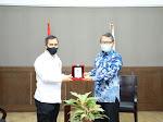 Perkenalkan Diri dan Bahas Kerja Sama, Kabareskrim Polri Silaturahmi dengan Menteri ESDM