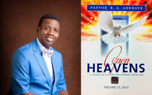 Thursday daily devotional by Pastor E. A. Adeboye (Open Heavens 8 June 2017) – Why God sometimes delay