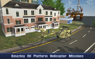 Offshore Oil Helicopter Cargo Apk v1.2 (Mod Money)