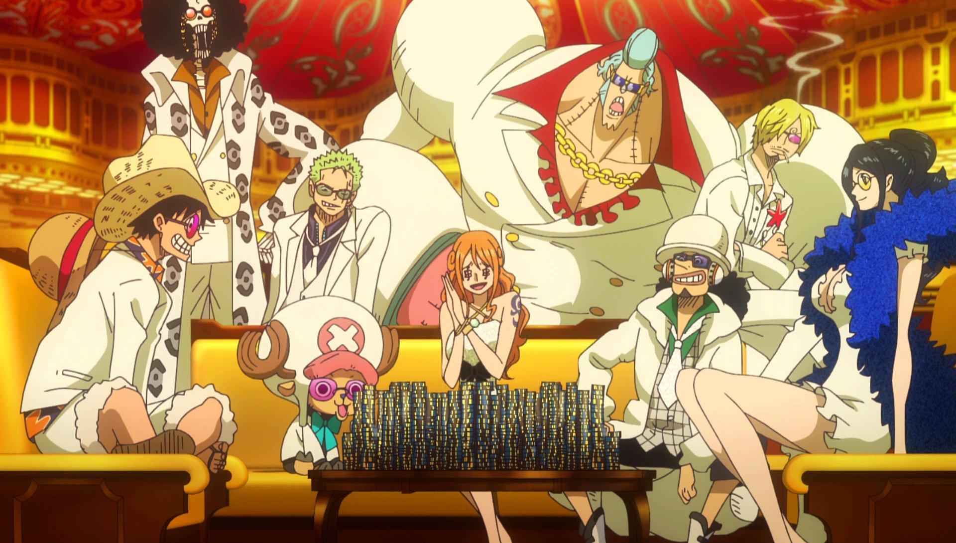 One Piece Gold il Film