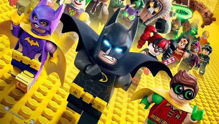 Crítica de Batman: La LEGO Película