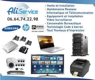 Ali-Service Vent et Installation - Maintenance Reseau ...- 06.64.74.22.98