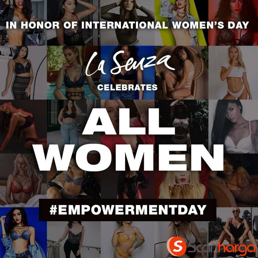 LA SENZA Empowering Women World Wide