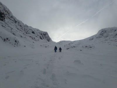 Winter climbing courses glencoe