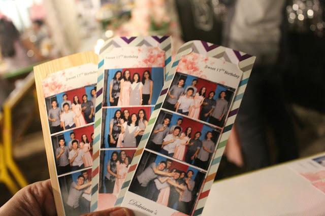 photo booth ulang tahun