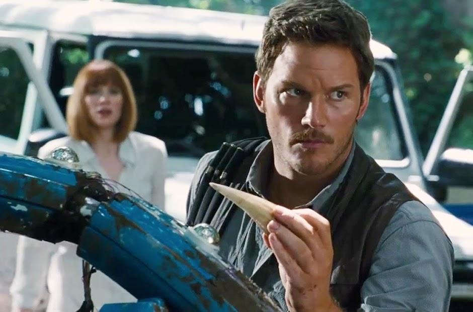 """Primeira imagem de """"Jurassic World 2"""" revela uma personagem misteriosa"""