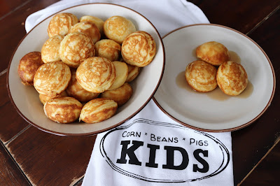 Aebleskiver - Explore Your Heritage with these Danish Pancake Balls