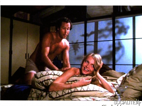 Caddyshack movieloversreviews.filminspector.com Chevy Chase Cindy Morgan