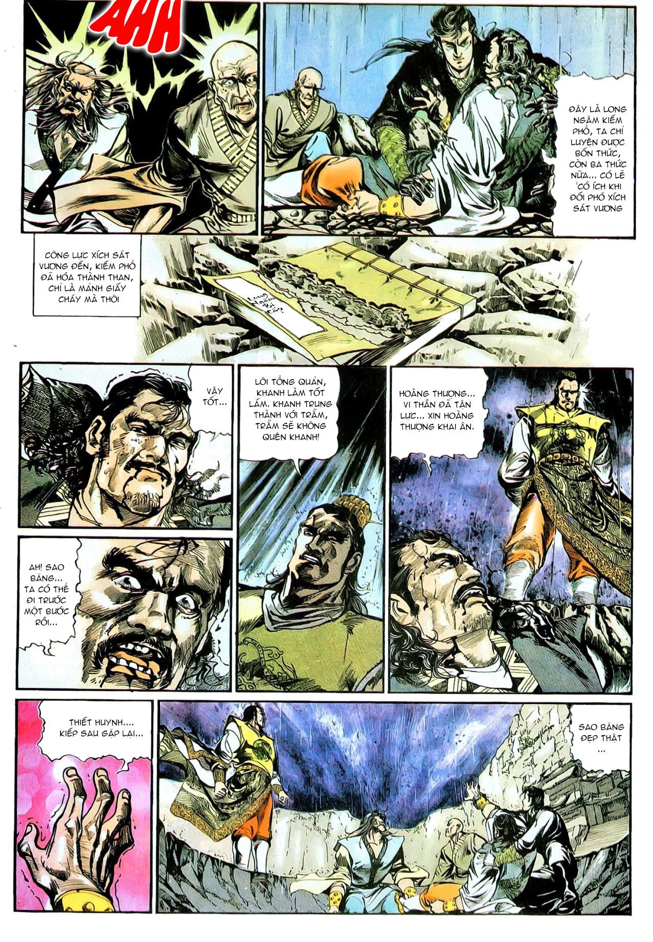 Thiết Tướng Tung Hoành
