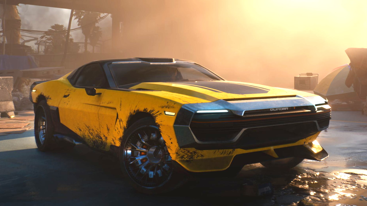 Cyberpunk 2077 Guide. Can you upgrade your car?