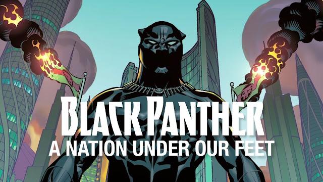 Pantera Negra Uma Nação Sobre Nossos Pés