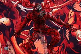 Marvel Legends Carnage (Venompool Wave) 11