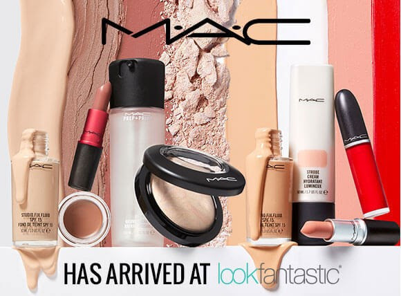 #lookfantasticxMAC