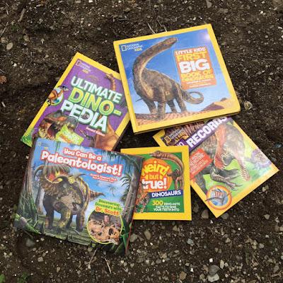 Nat Geo Kids DinoMAYnia Giveaway