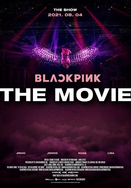 BLACKPINK presenta su película 'BLACKPINK THE FILM' en agosto