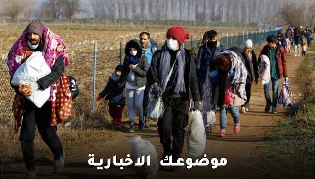 """وزير الخارجية التركي يشيد بالعالم على """"دعمه الأفضل"""" للعودة الآمنة للاجئين"""