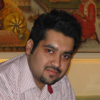 Ali Raza - Famous Blogger Of Pakistan