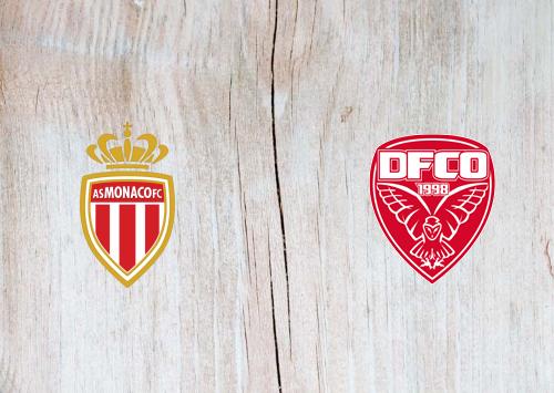 Monaco vs Dijon -Highlights 9 November 2019