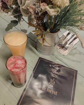 de forest surabaya , kuliner surabaya , kafe estetik surabaya, kafe aesthetic surabaya, instagrammable