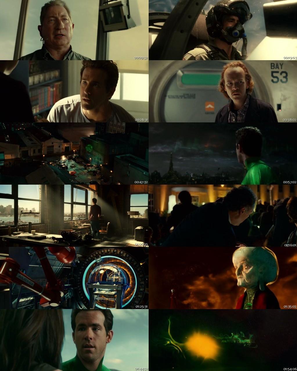 Green Lantern 2011 BRRip 720p