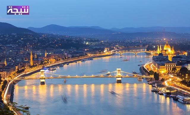 أهم المعالم السياحية فى بودابست  بالتفصيل