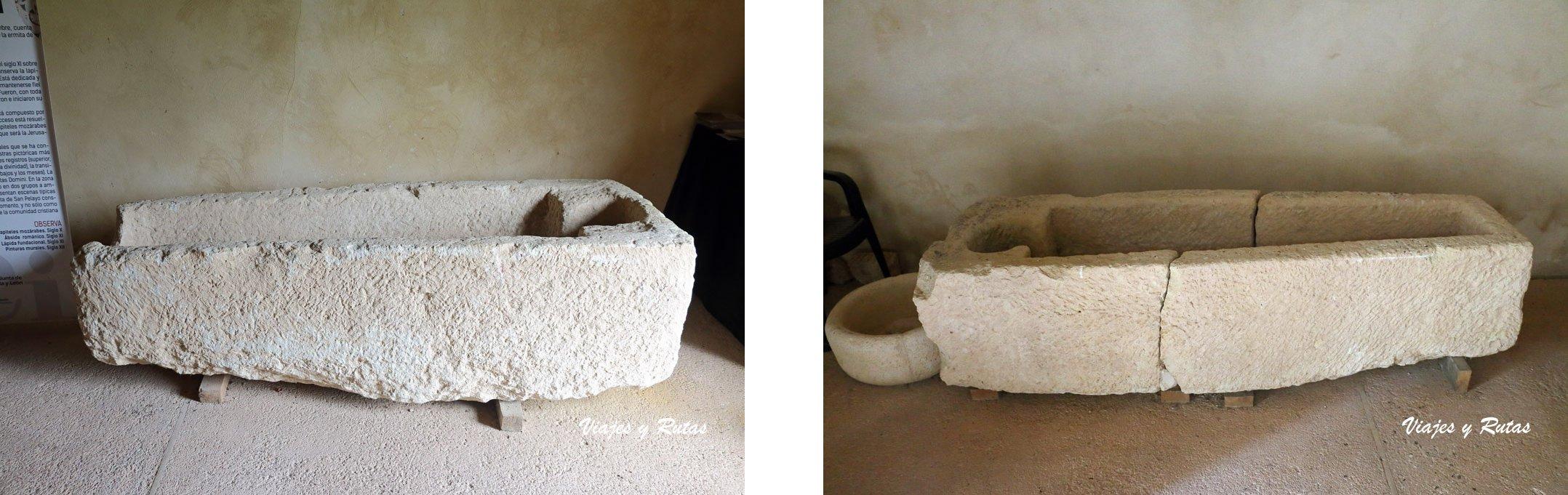 Sarcófagos de San Pelayo, Perazancas de Ojeda