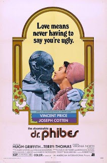El abominable doctor Phibes(The Abominable Dr. Phibes)