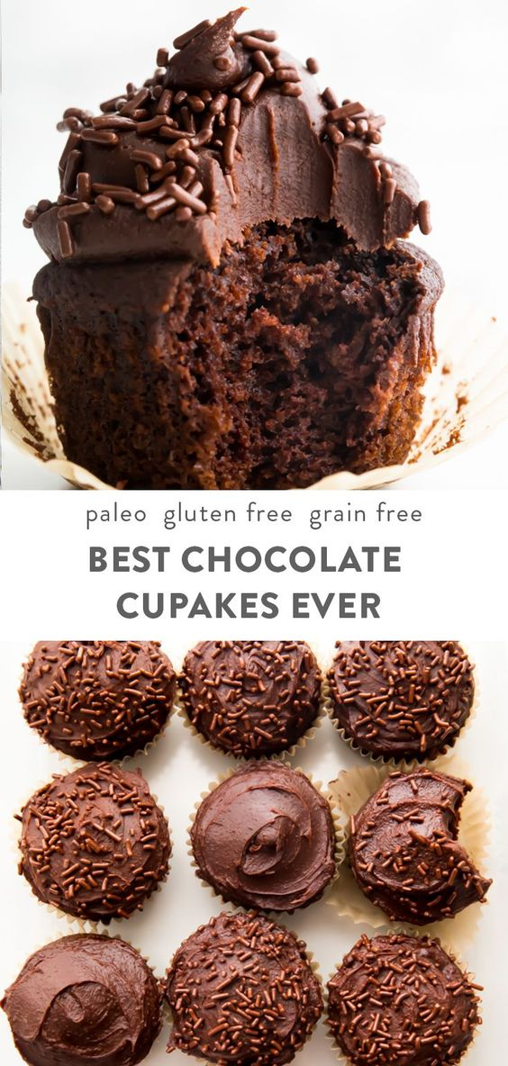 Best Chocolate Cupcakes Ever