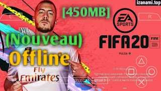 [450MB] FIFA 2020 PPSSPP MOD UCL Android Offline Caméra PS4 | Gratuit