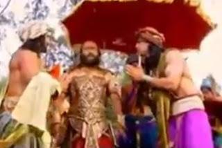 Sinopsis Mahabharata Episode 164  - Paman Nakula Sadewa Memihak Kurawa