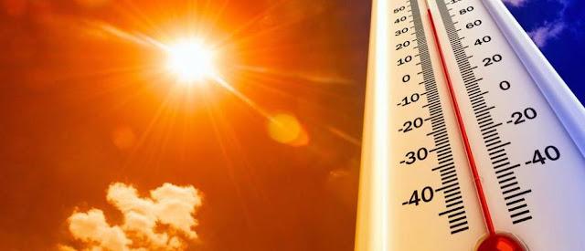 Πάμε για καύσωνα ρεκόρ 150ετίας - Πόσο έφτασε η θερμοκρασία σήμερα στην Αργολίδα