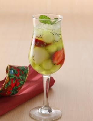 Resep Mudah Membuat Es Buah Melon Yang Paling Nikmat