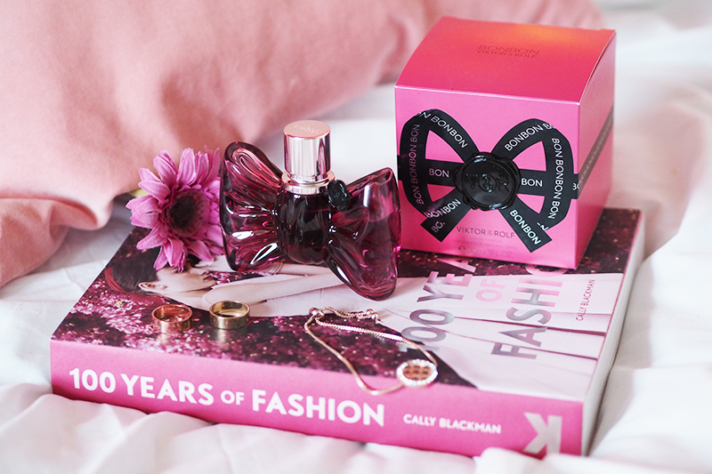 Viktor & Rolf Bonbon Bon Bon Perfume Scent Review | Colours and Carousels - Scottish Lifestyle, Beauty and Fashion blog