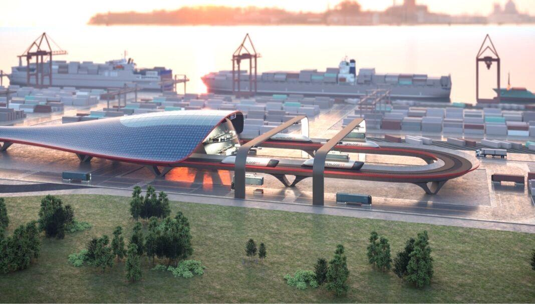 Empresa lança sistema de carga, de alta velocidade, para portos