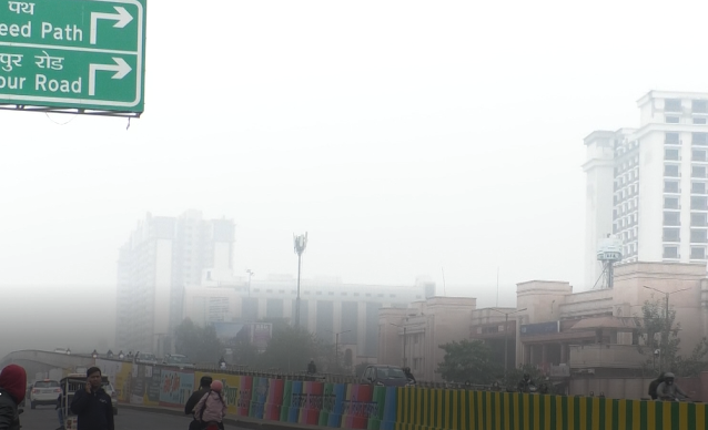 Cold wave continues in Uttar Pradesh
