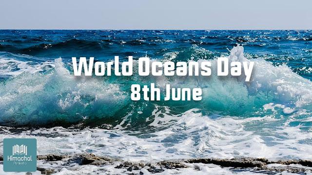 World Oceans Day - 8th June - Himachal Pariksha