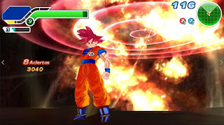 DESCARGA! YA NUEVA ISO DBZ TTT MOD V2 [FOR ANDROID Y PC PPSSPP]