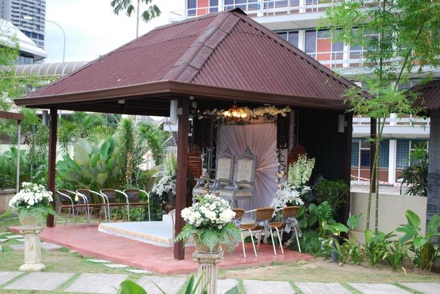 Majlis Perkahwinan Felda Villa - Sebulan Sebelum Majlis