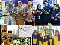 PLUCHEA Karya Mahasiswa Univ Malang Mampu Tembus Pasar Nasional