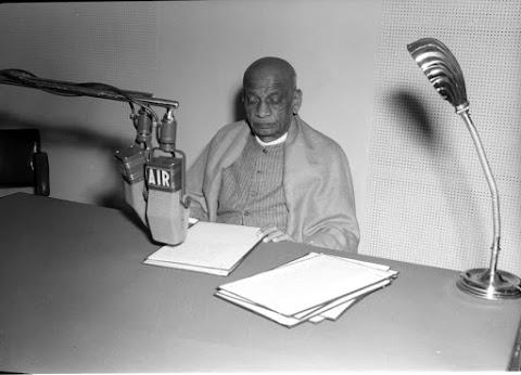 SARDAR PATEL'S SPEECH - 23rd November 1946