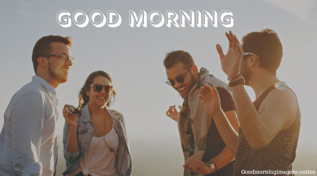 Good Morning Images For Friends