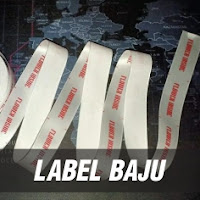label baju - sensasi productions