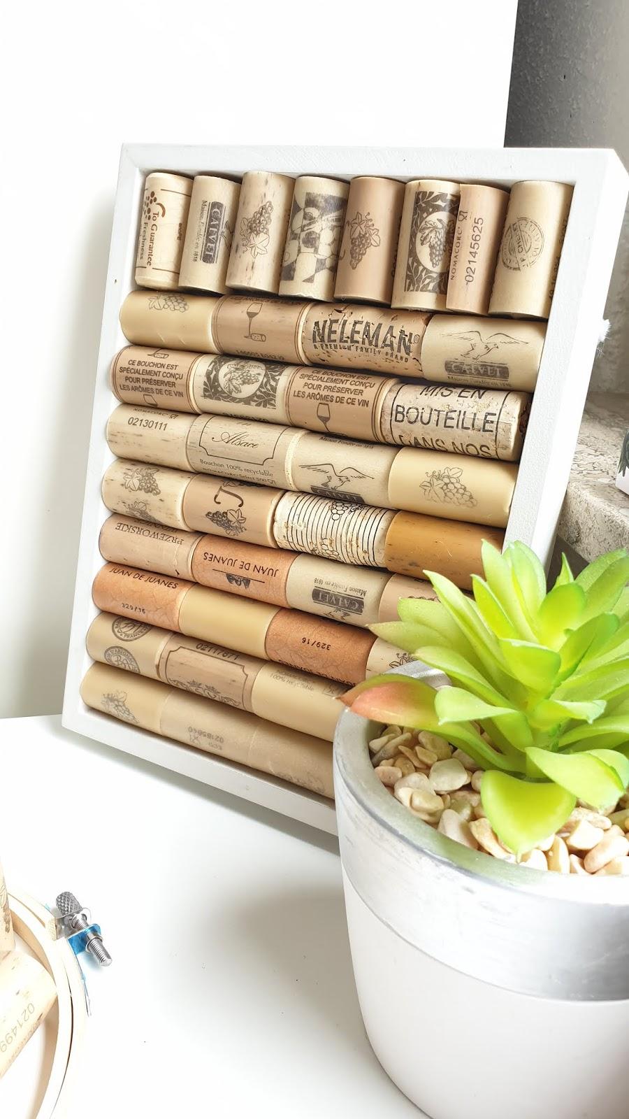 DIY planner cork